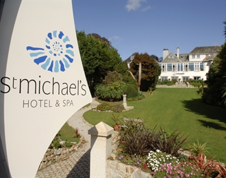St Michaels Hotel & Spa, Falmouth