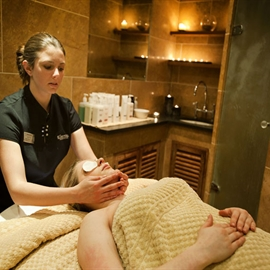 Spa Selection for Two